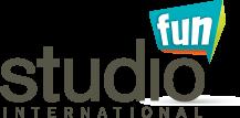 Logo for Studio Fun International